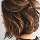 Cute short haircuts and color