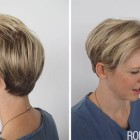 Easy hair up styles for short hair