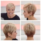 Easy haircuts for short hair