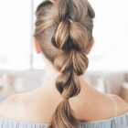 Easy hairstyles to do with long hair