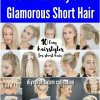 Easy put up hairstyles for short hair