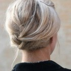 Everyday updos for short hair
