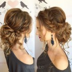 Hair updos for medium length hair