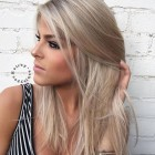 Latest blonde hair colours 2019