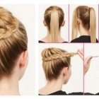 Most easy and beautiful hairstyles