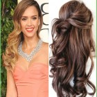 New and easy hairstyles