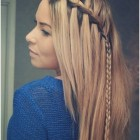Quick hairstyles for straight hair