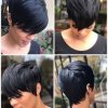 Short weave hairstyles 2019