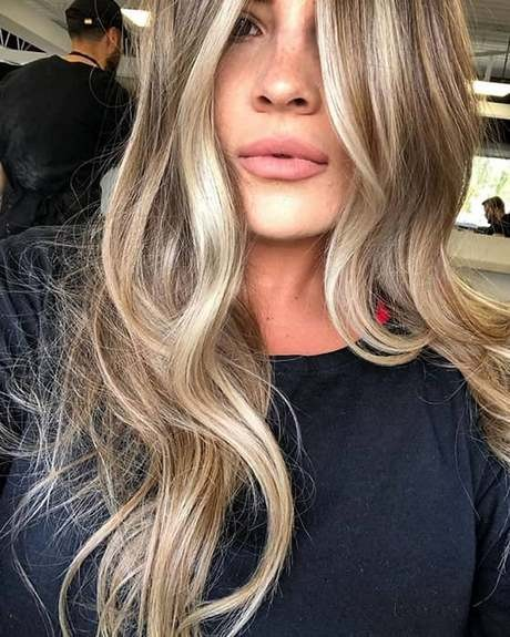 2020 hair color blonde