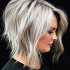 Best short hair for round face 2020