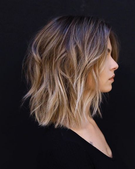 Collarbone length hairstyles 2020