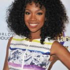 Curly weave hairstyles 2020