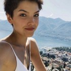 Short cropped hairstyles 2020