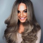 Trendy hairstyles for long hair 2020
