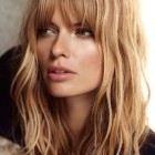 Womens fringe hairstyles 2020