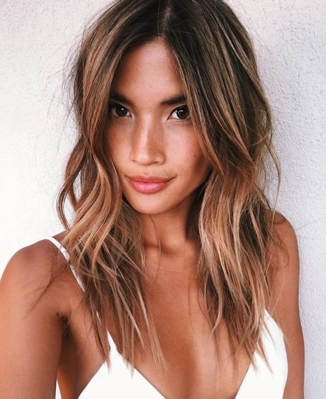 Best hairstyle for round face 2021