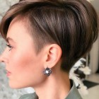 Best short hair for round face 2021