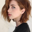 Best short hairstyles for round faces 2021
