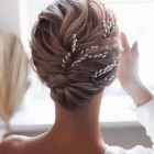 Hairstyle updo 2021