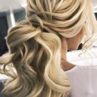 Long hairstyles for prom 2021