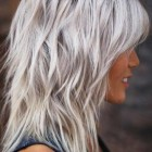 Mid length layered hairstyles 2021