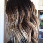 Middle length hairstyles 2021