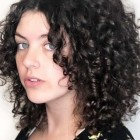 Natural curly hairstyles 2021