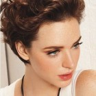 Naturally curly short hairstyles 2021