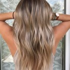 New blonde hair trends 2021
