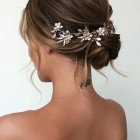Prom hairstyles for short hair 2021