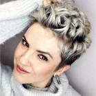 Short and curly hairstyles 2021