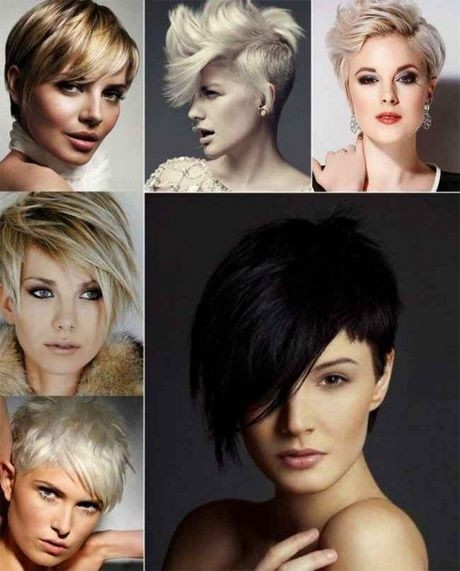 Short haircuts for 2021 female