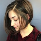 Short hairstyles for fat faces 2021