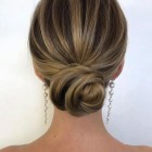 Short hairstyles for prom 2021