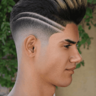 The new hairstyle 2021