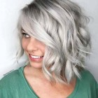 Trendy hairstyles for round faces 2021