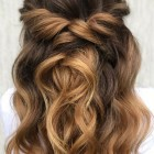 Up style hair 2021