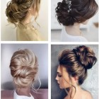 Womens updo hairstyles 2021
