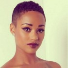 Beautiful short hairstyles for black ladies