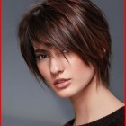 Best short hair for round face 2018