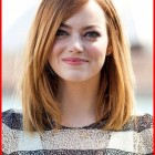 Circle face shape hairstyles