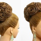 Current updo hairstyles