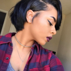 Cute black haircuts