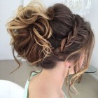 Cute prom updos for medium hair
