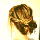Easy updo hairstyles for prom