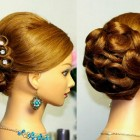 Formal hairstyles for very long hair