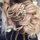 Gorgeous prom hair
