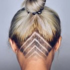 Haircut designs for long hair