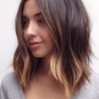 Hairstyles for above shoulder length hair