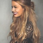 Hot hairstyles for long hair